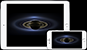 Cassini HD landscape iPhone and iPad